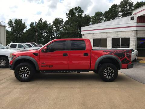 2012 Ford F-150 for sale at Northwood Auto Sales in Northport AL