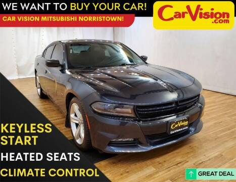 2018 Dodge Charger for sale at Car Vision Mitsubishi Norristown in Trooper PA
