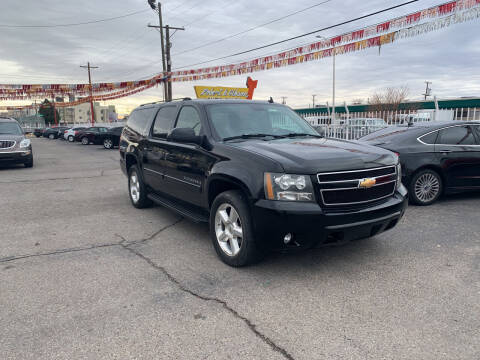 2007 Chevrolet Suburban for sale at Robert B Gibson Auto Sales INC in Albuquerque NM