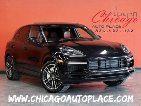 2019 Porsche Cayenne for sale at Chicago Auto Place in Bensenville IL