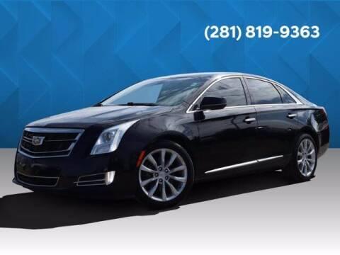 2017 Cadillac XTS for sale at BIG STAR HYUNDAI in Houston TX