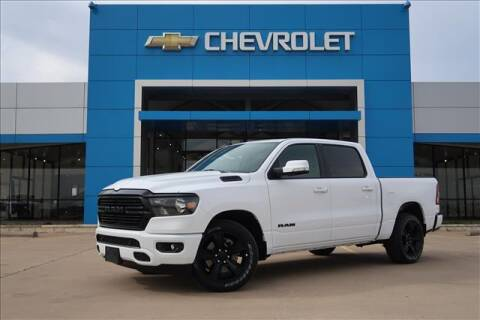 2020 RAM Ram Pickup 1500 for sale at Lipscomb Auto Center in Bowie TX