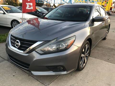 2016 Nissan Altima for sale at Plaza Auto Sales in Los Angeles CA