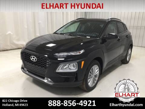 2021 Hyundai Kona for sale at Elhart Automotive Campus in Holland MI