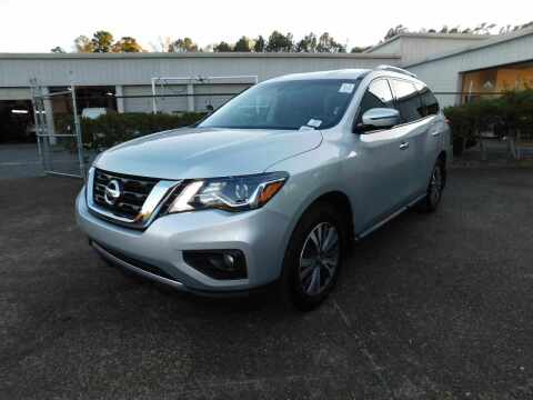 2017 Nissan Pathfinder for sale at Paniagua Auto Mall in Dalton GA