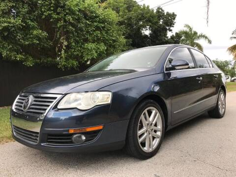 2008 Volkswagen Passat for sale at LA Motors Miami in Miami FL