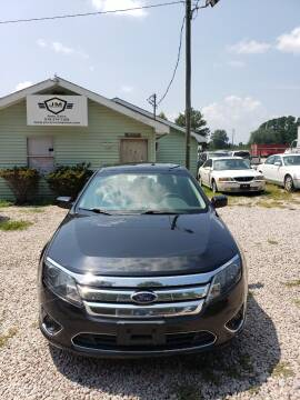 2010 Ford Fusion for sale at JM Car Connection in Wendell NC