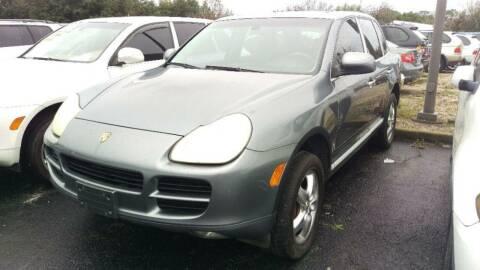 2005 Porsche Cayenne for sale at Tony's Auto Sales in Jacksonville FL