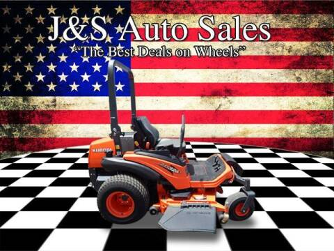 2017 Kubota Zd326s for sale at J & S Auto Sales in Clarksville TN