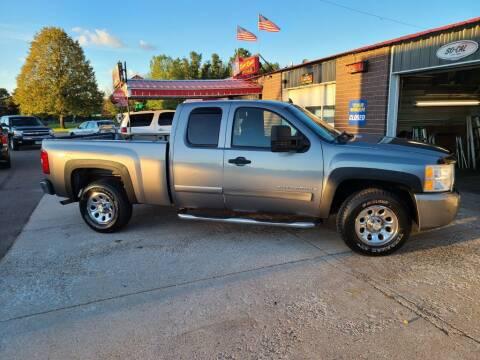 2007 Chevrolet Silverado 1500 for sale at Rum River Auto Sales in Cambridge MN