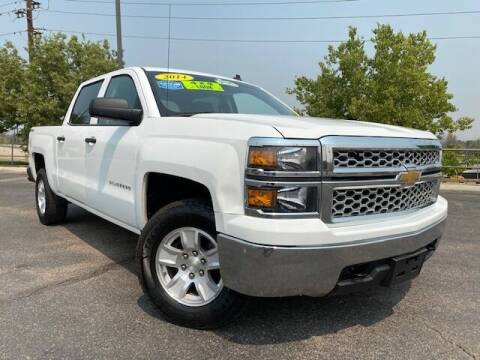 2014 Chevrolet Silverado 1500 for sale at UNITED Automotive in Denver CO