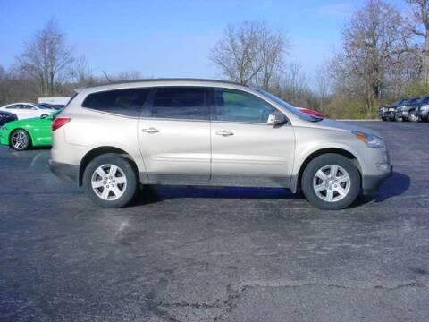 2011 Chevrolet Traverse for sale at Westview Motors in Hillsboro OH