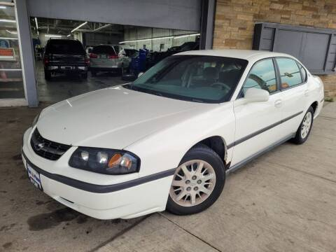 2002 Chevrolet Impala for sale at Car Planet Inc. in Milwaukee WI