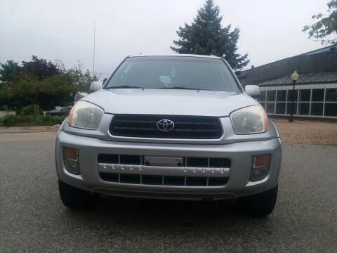 2002 Toyota RAV4 for sale at Better Auto in South Darthmouth MA