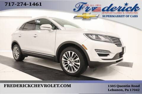 2018 Lincoln MKC for sale at Lancaster Pre-Owned in Lancaster PA