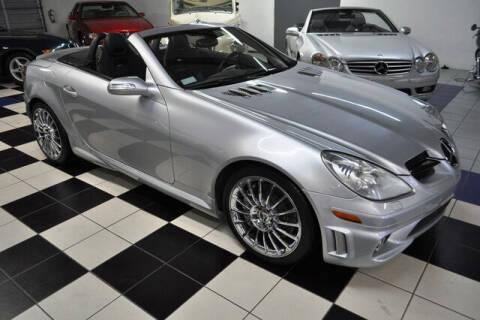 2005 Mercedes-Benz SLK for sale at Podium Auto Sales Inc in Pompano Beach FL