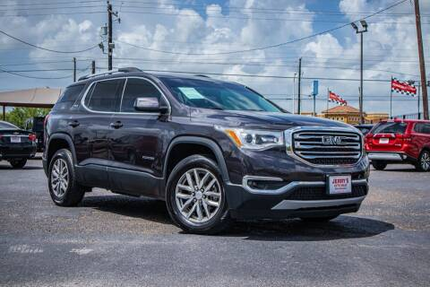 2017 GMC Acadia for sale at Jerrys Auto Sales in San Benito TX