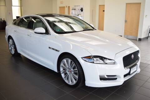 2017 Jaguar XJ for sale at BMW OF NEWPORT in Middletown RI