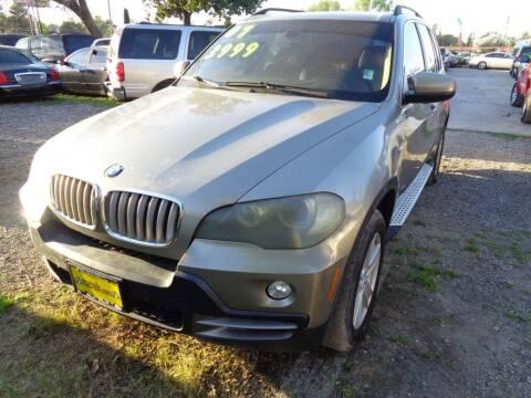 2007 BMW X5 for sale at SCOTT HARRISON MOTOR CO in Houston TX