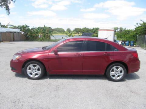 2014 Chrysler 200 for sale at Orlando Auto Motors INC in Orlando FL
