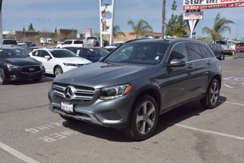 2017 Mercedes-Benz GLC for sale at Choice Motors in Merced CA