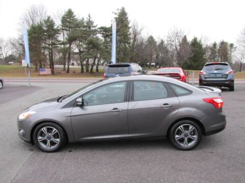 2014 Ford Focus for sale at GEG Automotive in Gilbertsville PA