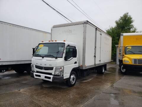 2013 Mitsubishi Fuso FE160 for sale at Orange Truck Sales in Orlando FL