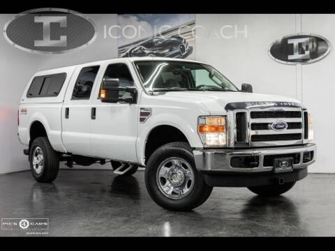 2008 Ford F-350 Super Duty for sale at Iconic Coach in San Diego CA