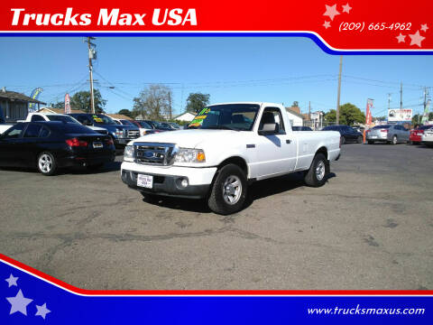 2011 Ford Ranger for sale at Trucks Max USA in Manteca CA