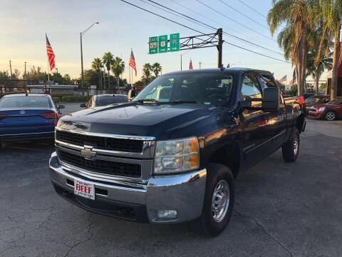 2008 Chevrolet Silverado 2500HD for sale at Gtr Motors in Fort Lauderdale FL