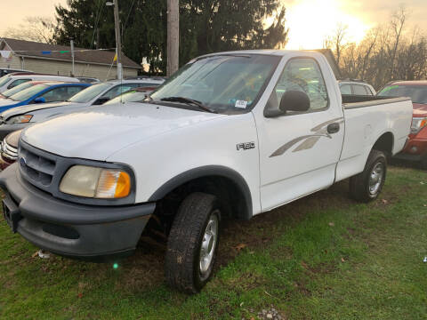 1997 Ford F-150 for sale at Trocci's Auto Sales in West Pittsburg PA