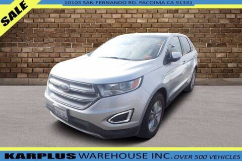 2016 Ford Edge for sale at Karplus Warehouse in Pacoima CA