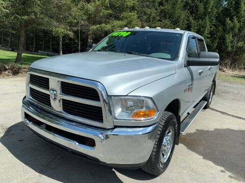 2012 RAM Ram Pickup 2500 for sale at SMS Motorsports LLC in Cortland NY
