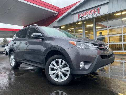 2015 Toyota RAV4 for sale at Furrst Class Cars LLC  - Independence Blvd. in Charlotte NC