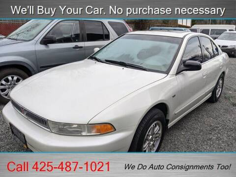 2000 Mitsubishi Galant for sale at Platinum Autos in Woodinville WA