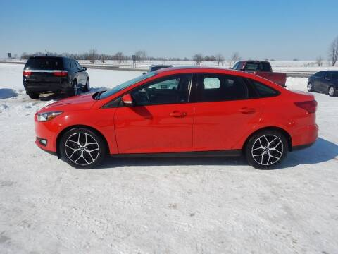 2017 Ford Focus for sale at All Terrain Sales in Eugene MO