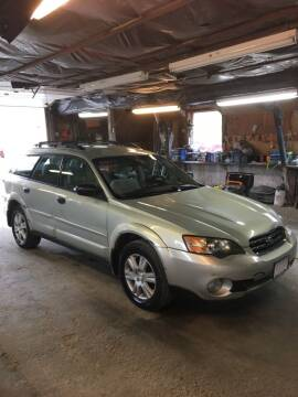 2005 Subaru Outback for sale at Lavictoire Auto Sales in West Rutland VT