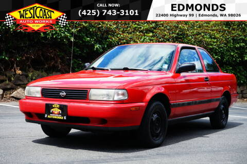 1993 Nissan Sentra for sale at West Coast Auto Works in Edmonds WA