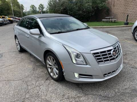 2013 Cadillac XTS for sale at Ganley Chevy of Aurora in Aurora OH