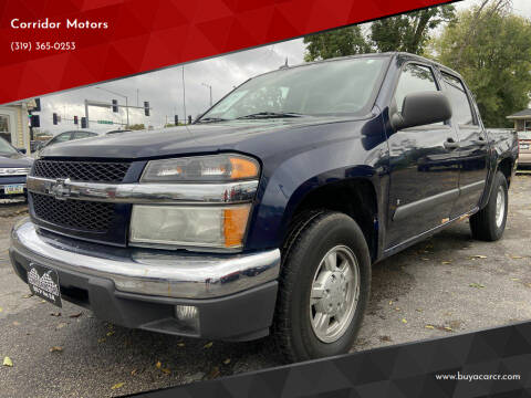 2008 Chevrolet Colorado for sale at Corridor Motors in Cedar Rapids IA