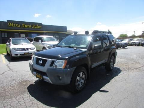 2010 Nissan Xterra for sale at MIRA AUTO SALES in Cincinnati OH