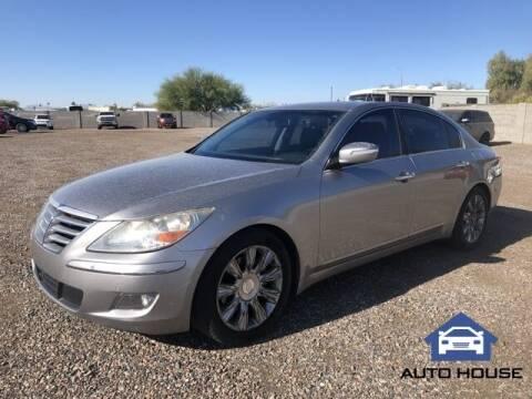 2010 Hyundai Genesis for sale at Auto House Phoenix in Peoria AZ