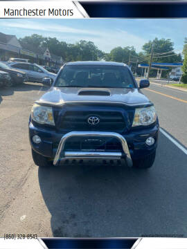 2005 Toyota Tacoma for sale at Manchester Motors in Manchester CT