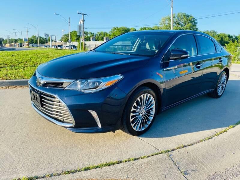 2016 Toyota Avalon for sale at Xtreme Auto Mart LLC in Kansas City MO