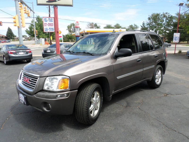 2008 GMC Envoy for sale at Premier Auto in Wheat Ridge CO