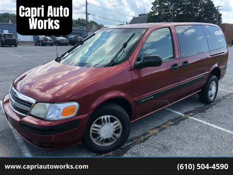 2003 Chevrolet Venture for sale at Capri Auto Works in Allentown PA