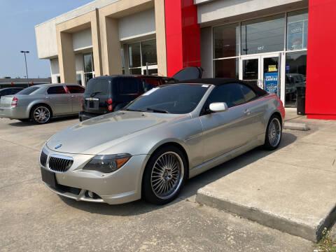2007 BMW 6 Series for sale at Thumbs Up Motors in Warner Robins GA