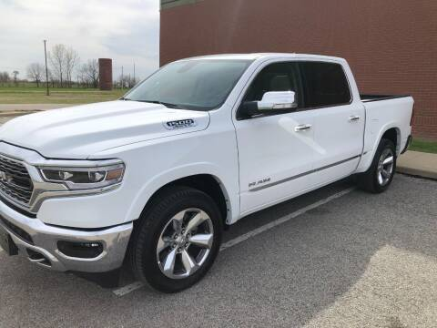 2020 RAM Ram Pickup 1500 for sale at Teds Auto Inc in Marshall MO
