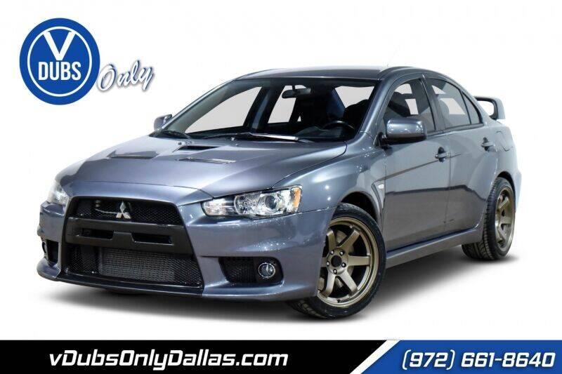2008 Mitsubishi Lancer Evolution for sale in Dallas, TX
