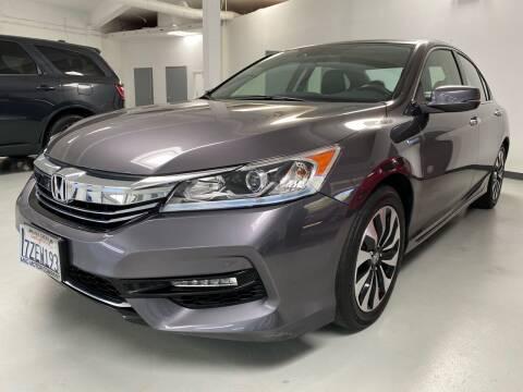2017 Honda Accord Hybrid for sale at Mag Motor Company in Walnut Creek CA